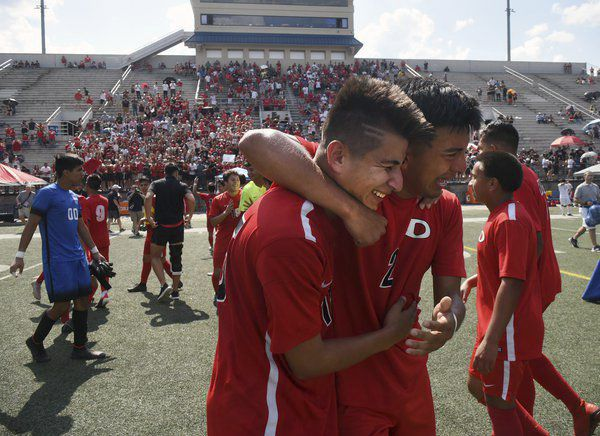 Perfect!: Dalton finishes undefeated season to win school's fifth state championship in boys soccer