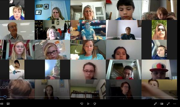 Brookwood continues STEM Day via Zoom