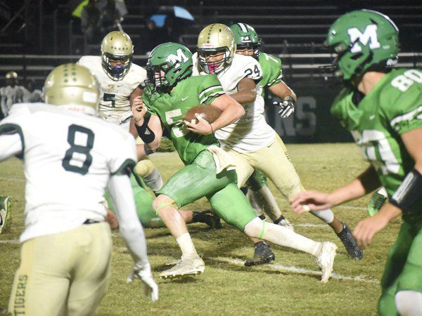 High school football roundup: Christian Heritage wins on blocked extra point; Murray County, Southeast, Coahulla Creek drops games