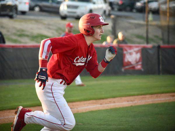 Dalton baseball hangs on to beat Heritage at home