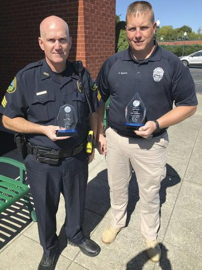 DPD takes first place honors in Governor's Challenge