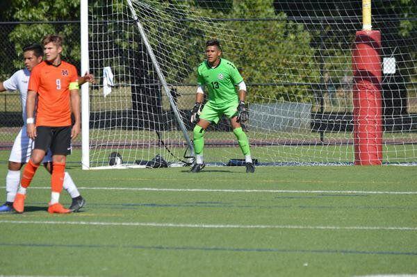 Dalton State's Riescher, Fraire earn men's soccer weekly awards