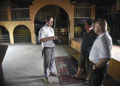 Barrett Properties sole bidder for depot; company has already invested heavily in downtown Dalton