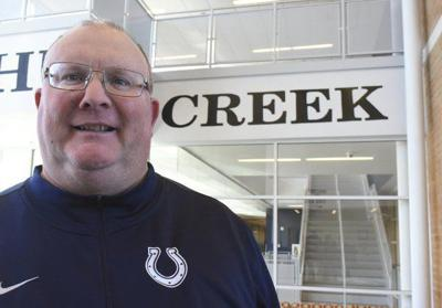 Continuity for the Colts: Wilson takes over as head football coach at Coahulla Creek
