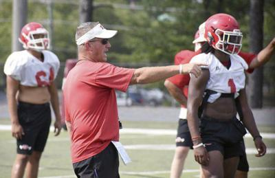 Surrender: Dalton football focused on bouncing back with purpose