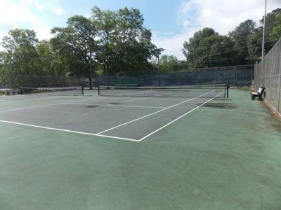 Brookwood Park tennis courts to be converted to pickleball courts