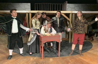 Dalton High School winter play is true collaboration