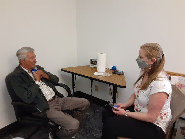 New location allows speech and hearing center to improve services