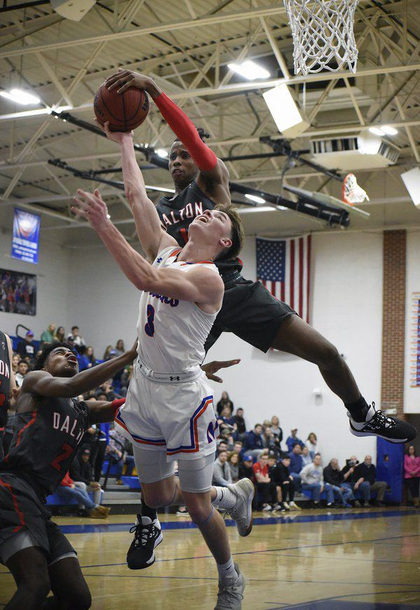 To be Frank: Dalton High's Almonte rebounds his way to player of the year