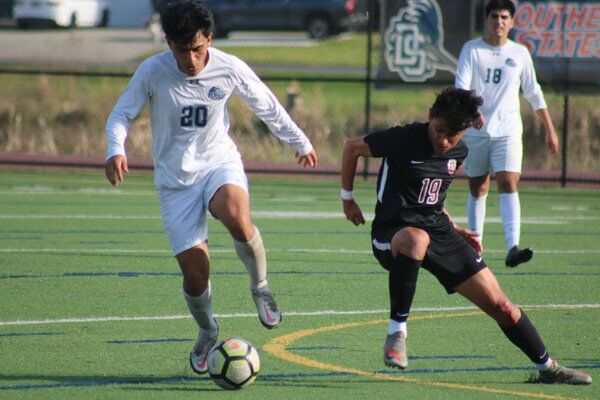 All-Area Boys Soccer Player of the Year: Position switch for Mendiola leads to stellar senior season, championship for Coahulla Creek