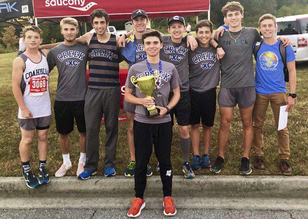 High school cross country: Coahulla Creek, Dalton each win titles at league championships