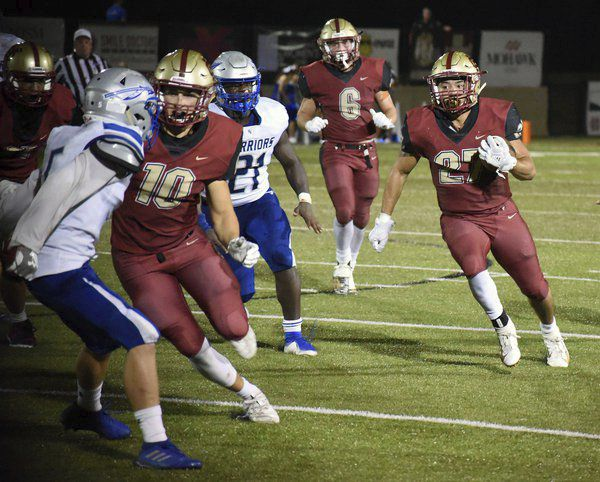 Suffocating: Christian Heritage improves to 2-0 with strong defensive effort over Gordon Central