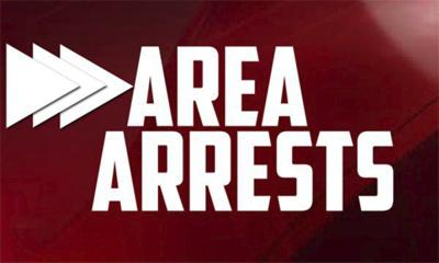 Area Arrests for Sept. 1