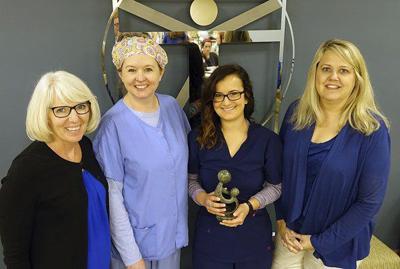 Hamilton nurse recognized with DAISY Award