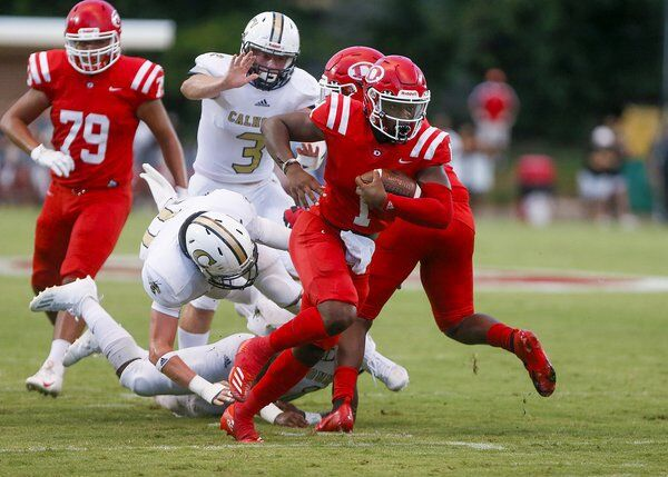 Calhoun conquers the Catamounts: Dalton falls 41-14 to open season