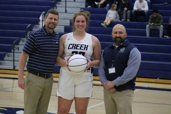1Katelyn: Coahulla Creek's Richards hits 1,000 career points in win over LaFayette