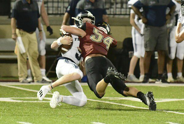 Christian Heritage can't catch up to Fellowship, falls 31-21