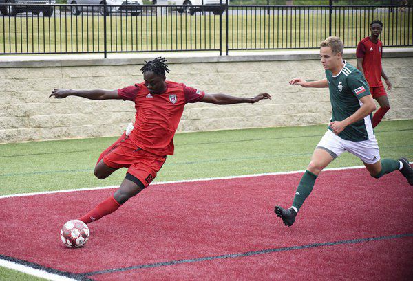 Stepping up: Dalton Red Wolves earn victory while still growing in inaugural season