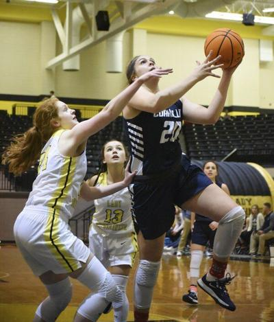 On the Shorter list: Coahulla Creek hoops standout Richards commits to Shorter University