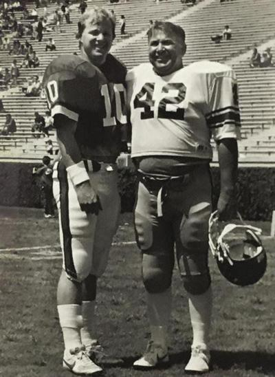 Old Dawgs vs. Older Dawgs: Looking back at the 1984 G-Day game between alumni and players