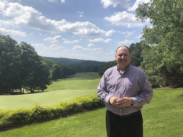 New man in charge: Shannon Archer named new GM at The Farm Golf Club
