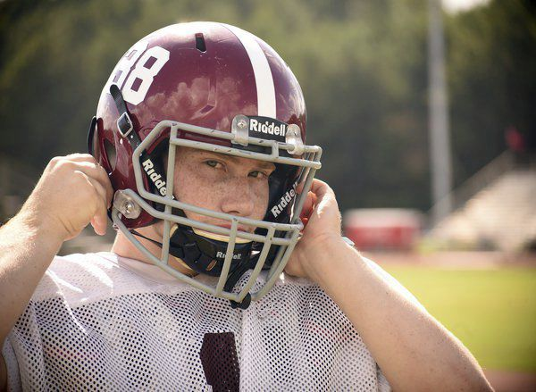 'Heart of gold': Southeast Whitfield senior defensive end isn't stopped by his disabilities