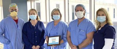 Hamilton Medical Center receives national recognition