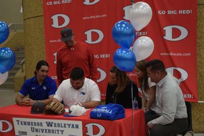 Bagley signs with Tennessee Wesleyan