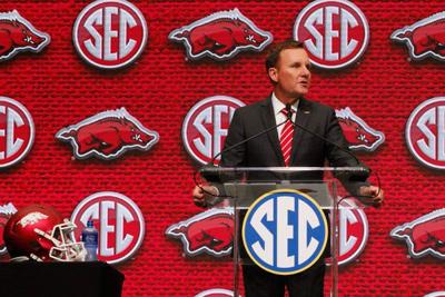 SEC preview: Arkansas adjusts to new head coach Morris