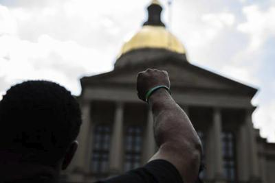 'A defining moment': General Assembly passes hate crimes bill