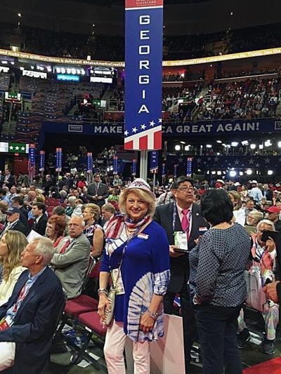 GOP convention cancellation a disappointment for Dalton woman who had been selected as a delegate