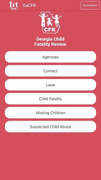 GBI: App could reduce child deaths | Ga Fl News