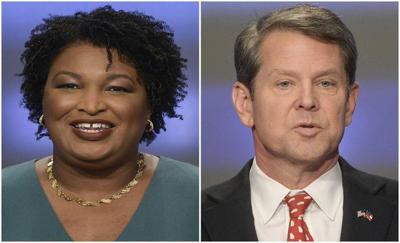 Kemp questions whether Abrams' campaign loan was legal