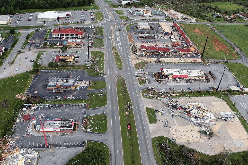 Ringgold Devastated After Tornado Touchdown Local News