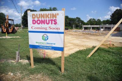 Dunkin' Donuts coming to Dalton | Ga Fl News | dailycitizen news
