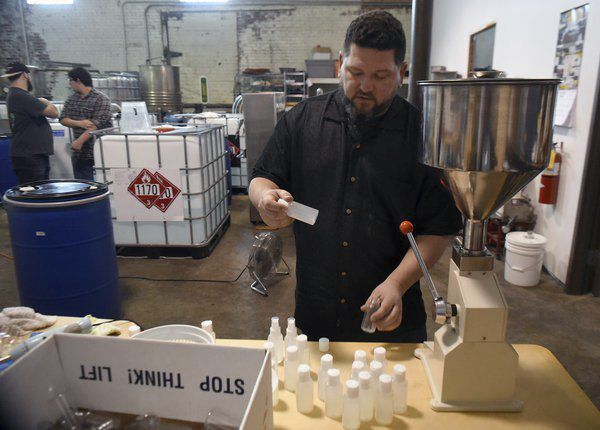 Still in operation: Dalton distillery shifts to hand sanitizer amid COVID-19 outbreak