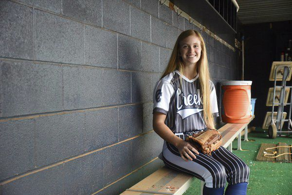Sophia who?: Coahulla Creek pitcher expands her identity from college commit to player of the year