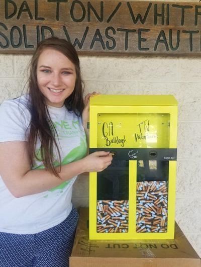 Keep Dalton-Whitfield Beautiful receives cigarette litter prevention grant