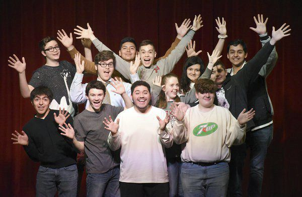 Southeast drama students to receive award Thursday night during TV broadcast, some also will perform