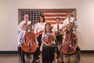 L'Abri Strings performs Tuesday