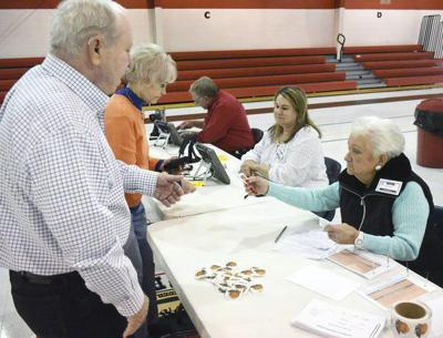 Voters go to the polls on Tuesday; SPLOST, commission races on Whitfield ballot