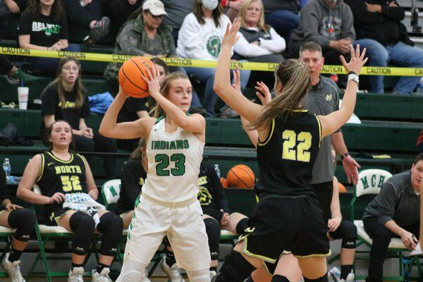 Murray County boys, girls both take down rival North Murray in overtime