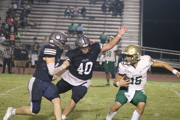 Coahulla Creek can't catch up to Adairsville in key region matchup
