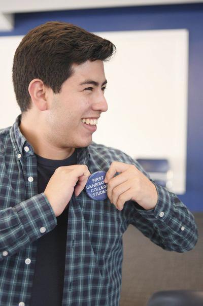 Dalton State celebrates first-generation college students