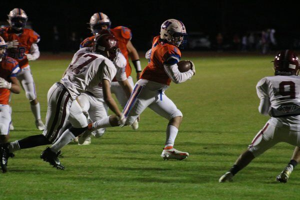 Early turnovers put Raiders in hole they can't escape in 46-20 loss at Northwest