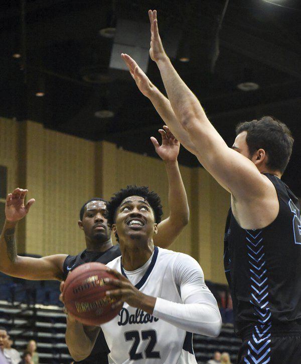 DSC's Bell named conference tournament MVP