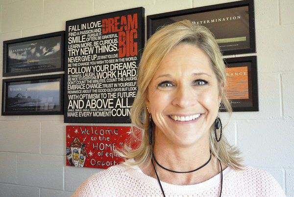 Dalton Middle School's McKinney a finalist for state honor