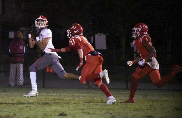Not enough: Dalton surrenders lead as it falls to Allatoona