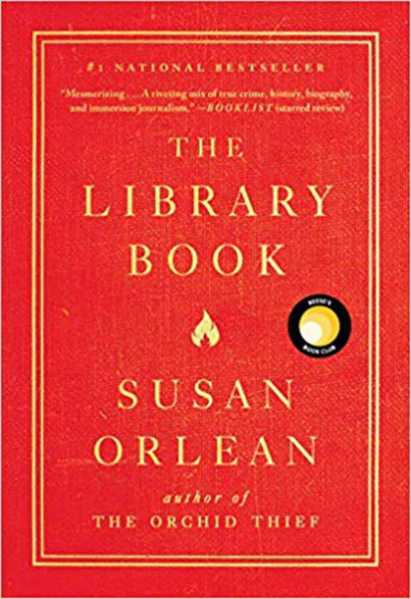 Book Review: Susan Orlean's 'The Library Book' is one to check out