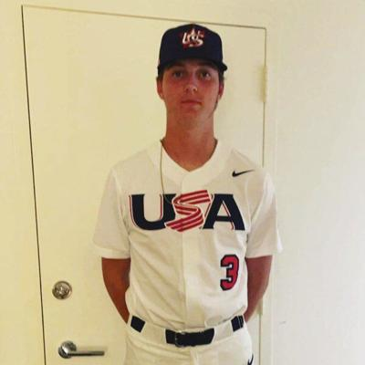 Northwest Whitfield's Fisher earns win for USA Baseball's 18-and-under national team